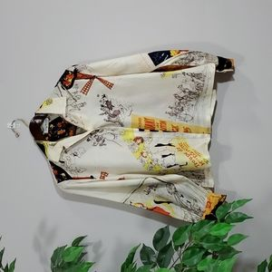 Vintage Lady Dundee Blouse